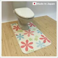 トイレ 花柄