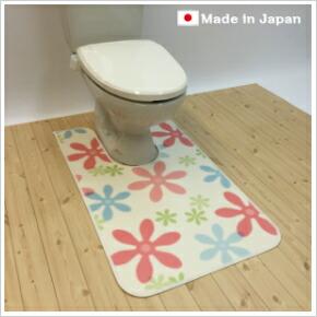 トイレ フラワー