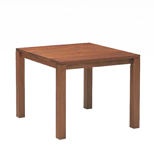 リーヴス スクエアテーブル / ラウンドテーブル ハイタイプ レグナテック 国産家具 無垢材オーダーテーブル