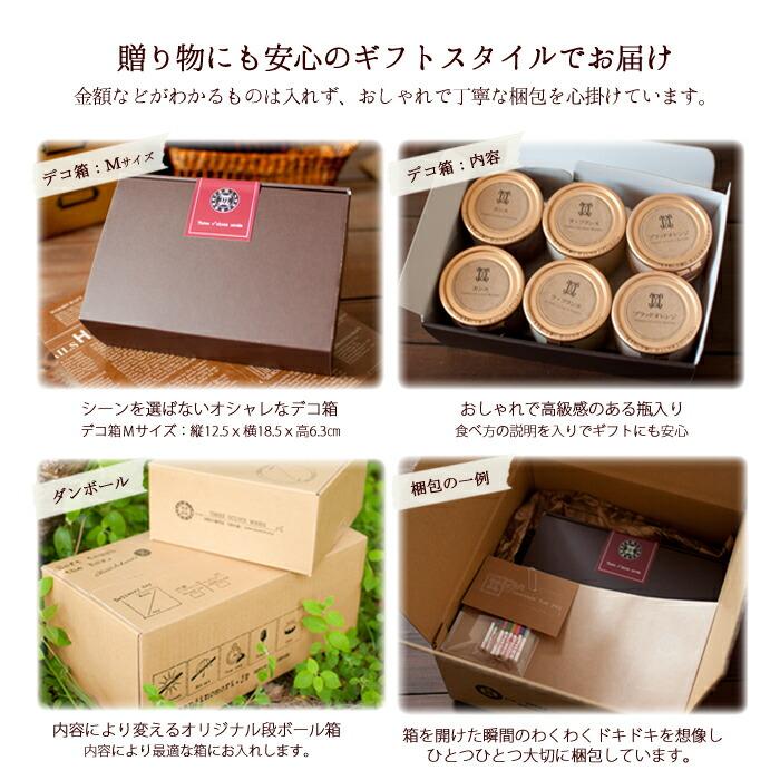 デコレーションBOX・ダンボール