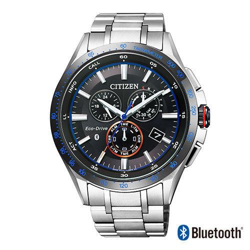CITIZEN エコ・ドライブ Bluetooth BZ1034-52E