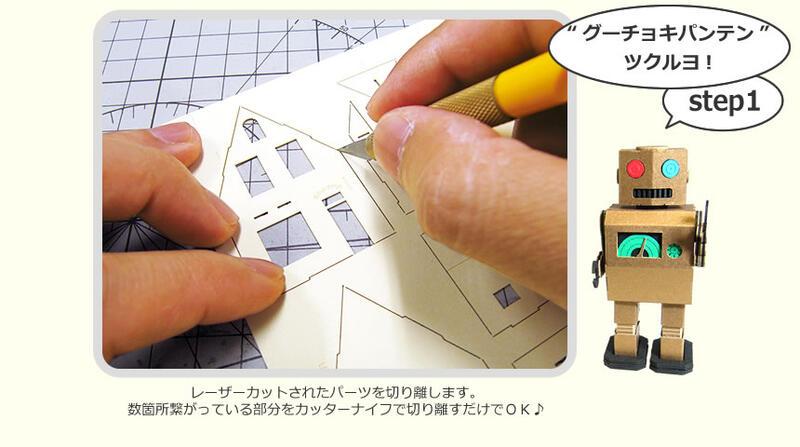 みにちゅあーとキットの作り方01