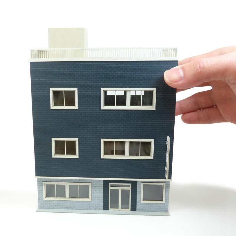 みにちゅあーとキット/情景シリーズ/ビル-6