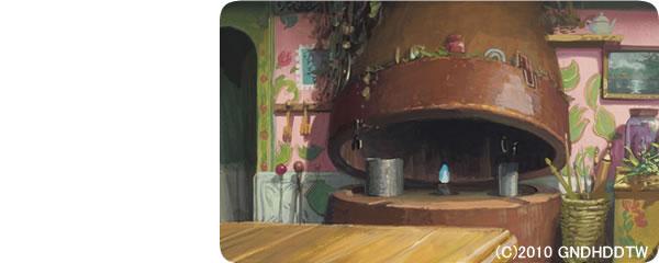 みにちゅあーとキット/借りぐらしのアリエッティ/アリエッティの家