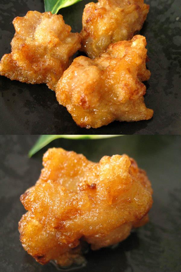 鶏から揚げ