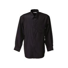 男女兼用 長袖ブラックシャツ