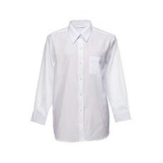 レディス 長袖Yシャツ