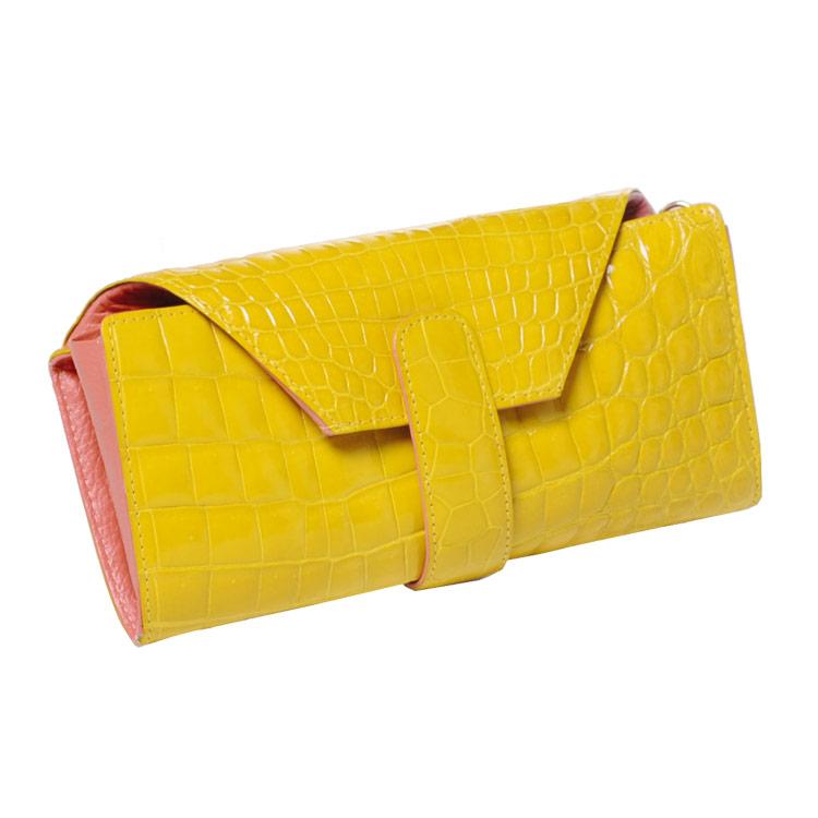 クロコダイル ギャルソン 長財布