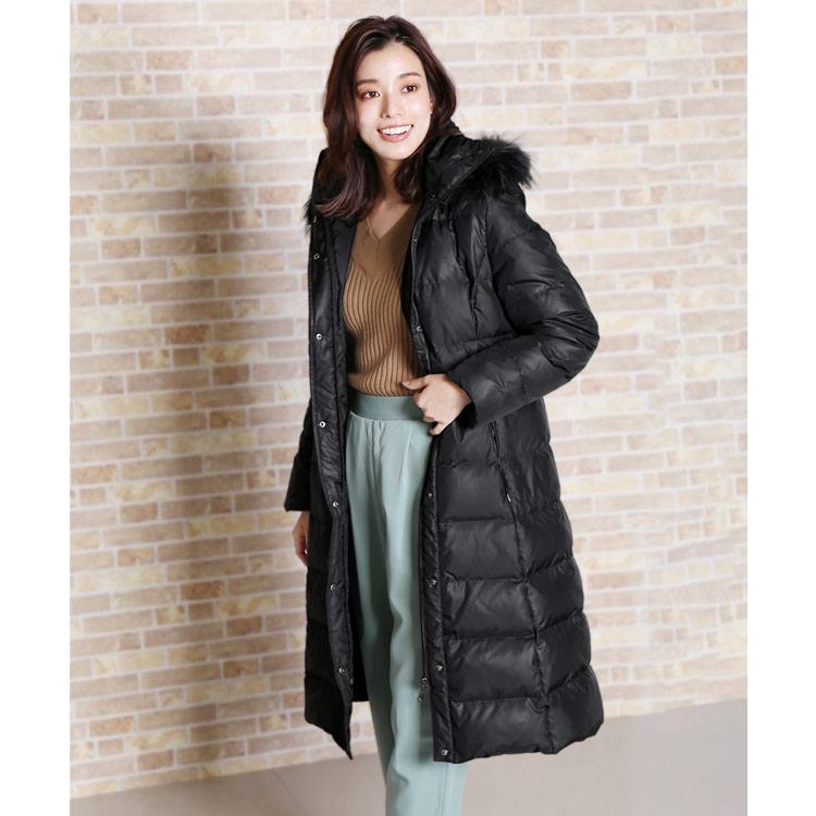 コート ブラック
