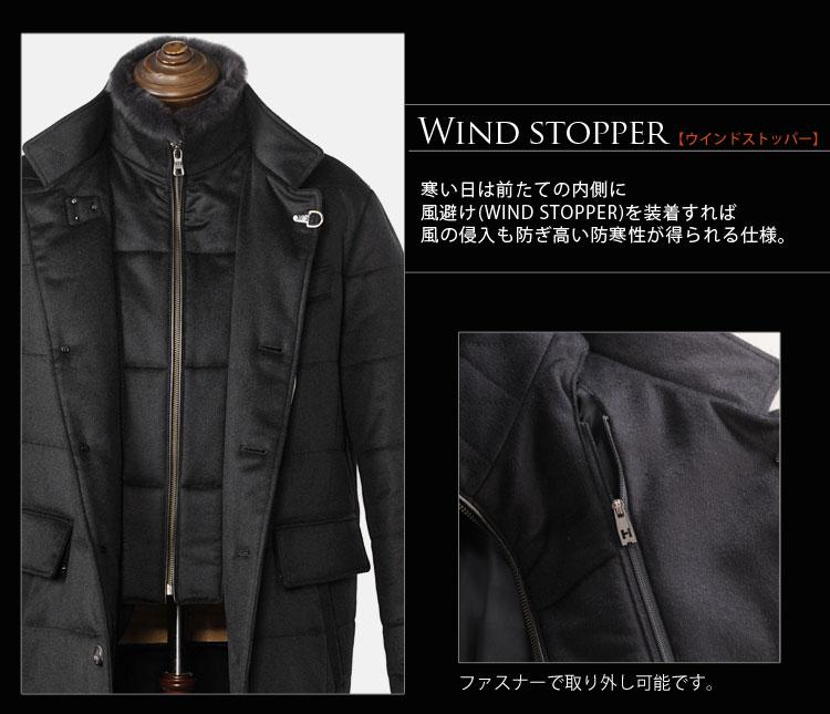 ウィンドストッパー 防風 保温
