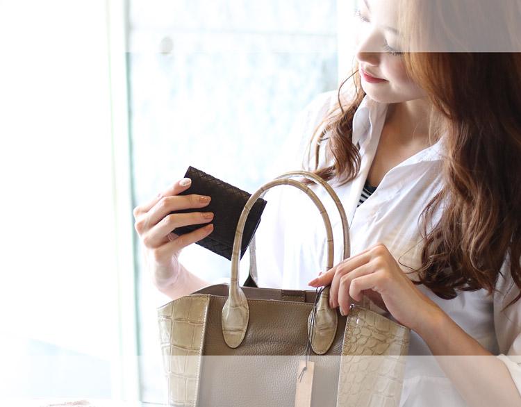 小さい鞄 入りやすい お財布 コンパクト 三つ折り レディース