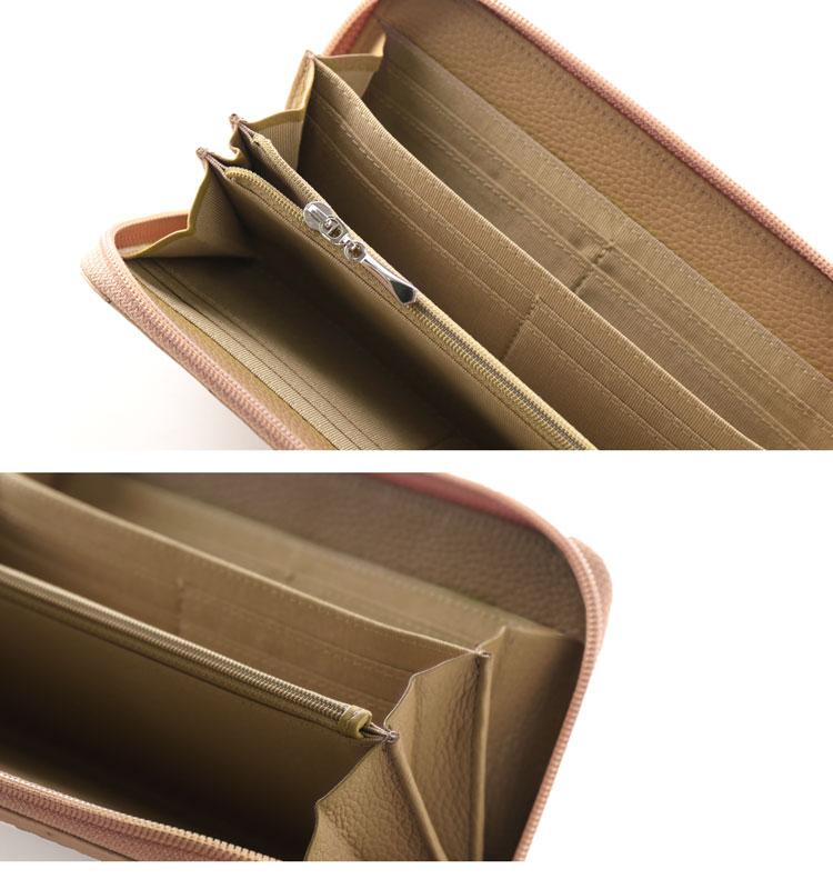 収納が多い レディース 財布