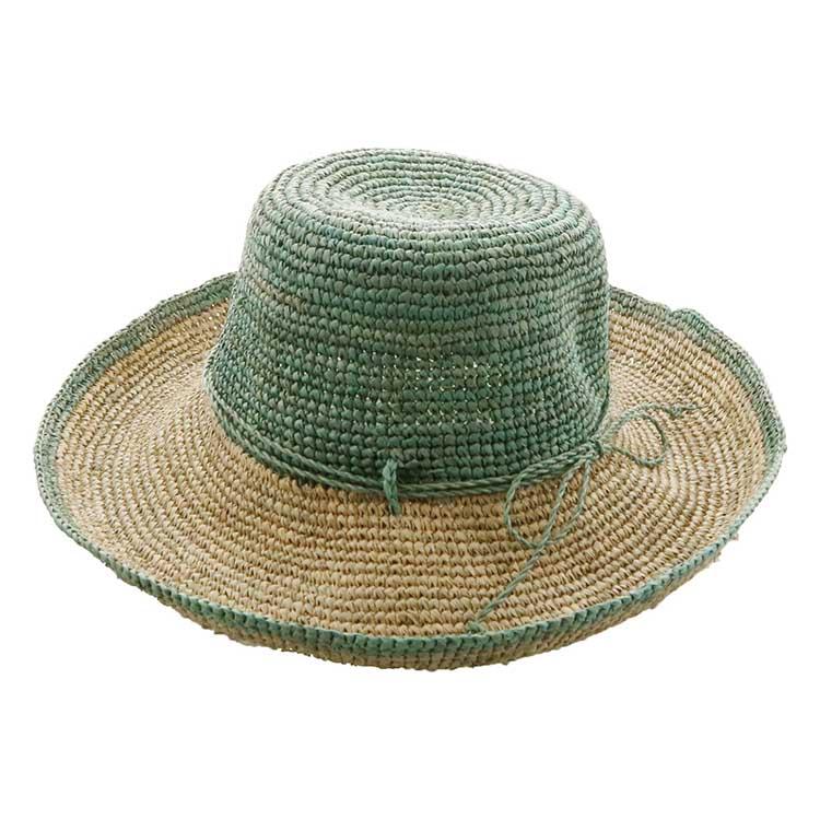麦わら 日よけ 帽子 ハット 夏 紫外線