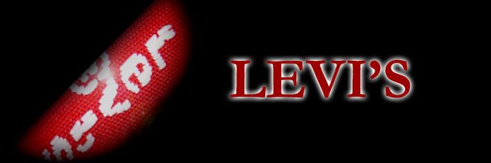 LEVI'S JEANS 一覧はこちら