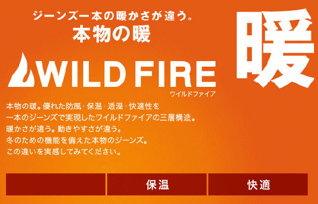EDWIN WILD FIRE
