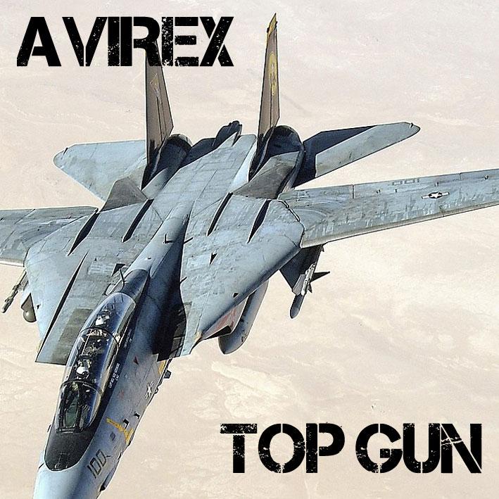 AVIREX TOP GUN