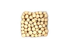 有機栽培オーガニックの大豆