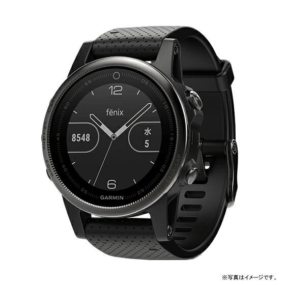 fenix 5s Sapphire Black フェニックス5s