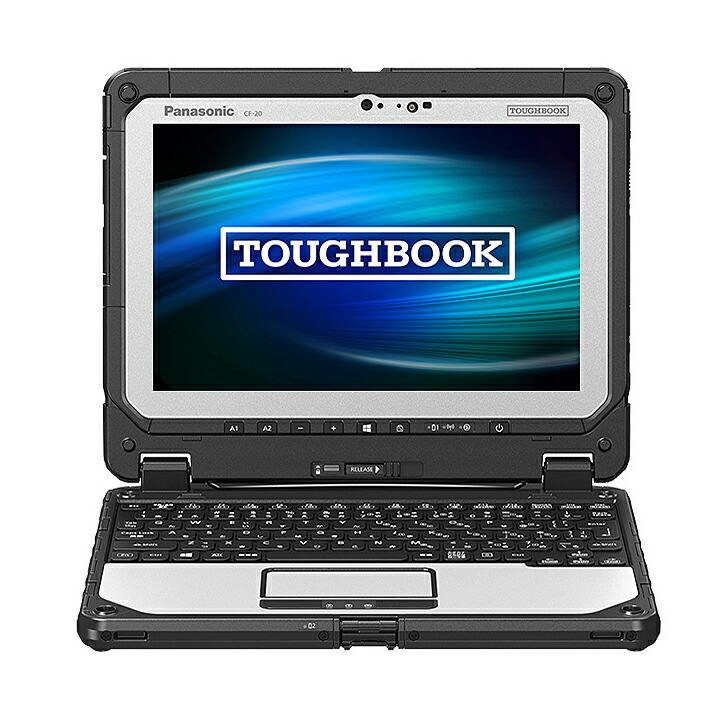 TOUGHBOOK CF-20E0385VJ Win10Pro