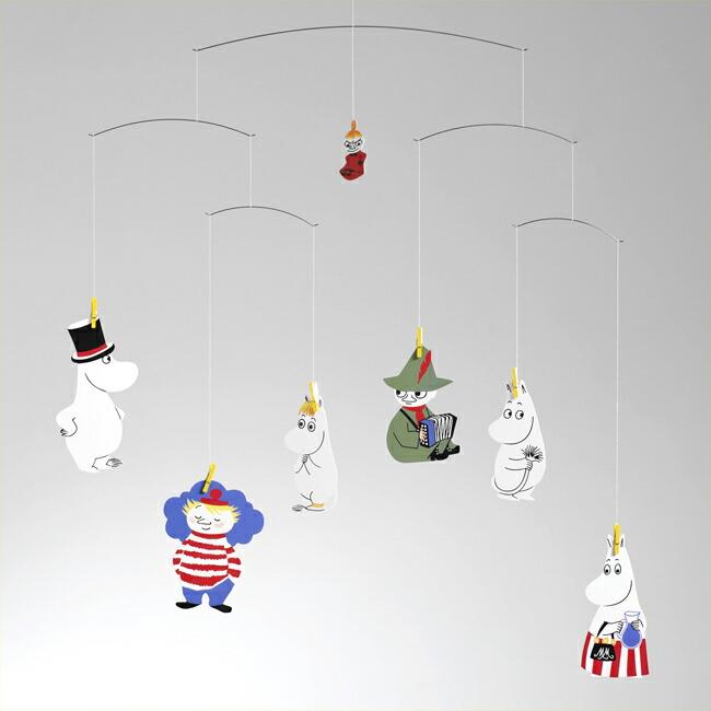 Moomin mobile