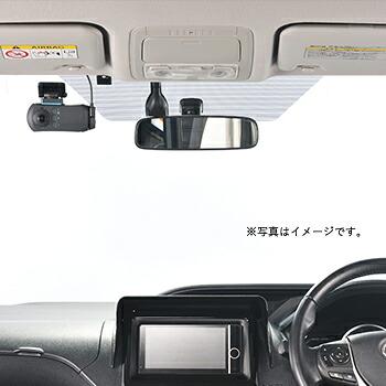 ドライブレコーダー機能付き360°車載カメラ