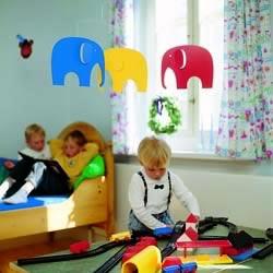 子供部屋に設置