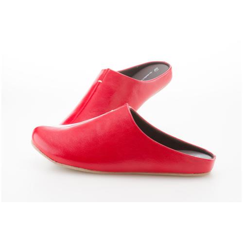 靴と同じ仕立て