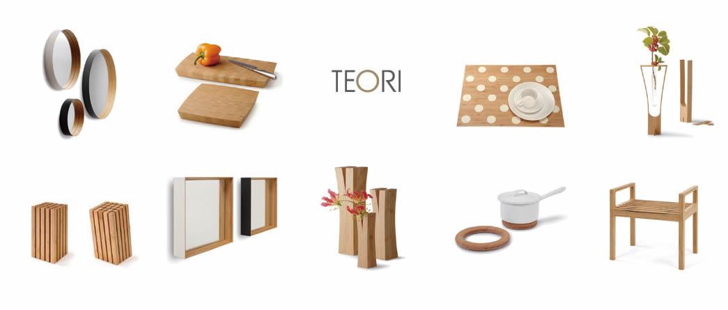 TEORI テオリ バンブーコレクション