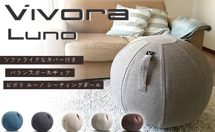 ソファみたいなバランスボールチェア VIVORA ビボラ 特集