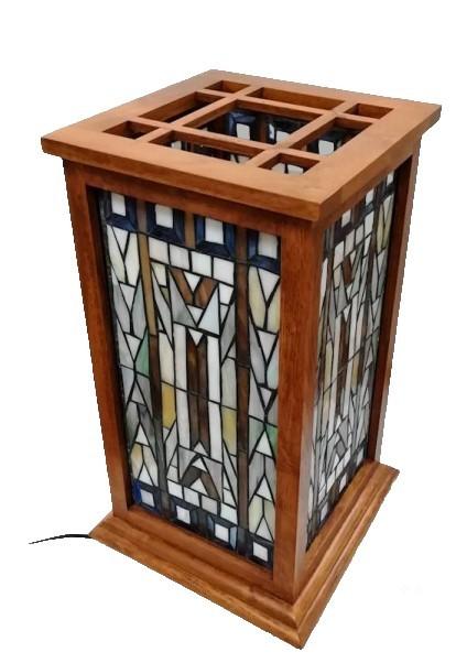 ステンドグラス ランプ 和 テーブル 照明