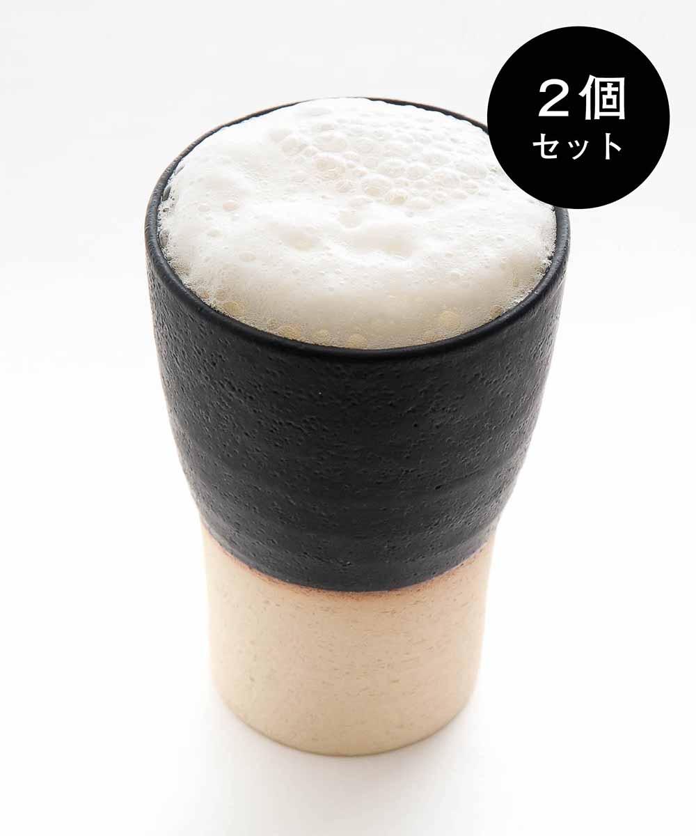 セット販売●〈sarasa design × イブキクラフト 〉ビアカップ 2個入り