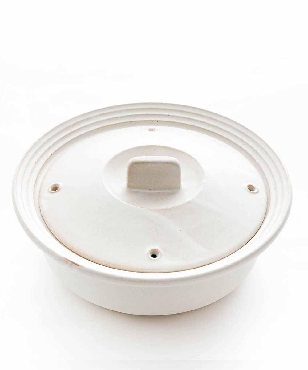〈sarasa design × イブキクラフト 〉一人鍋 容量:約 800cc