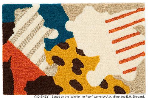 Dream Interior Mat Of Sumi Disney Noe Rug Series Pooh