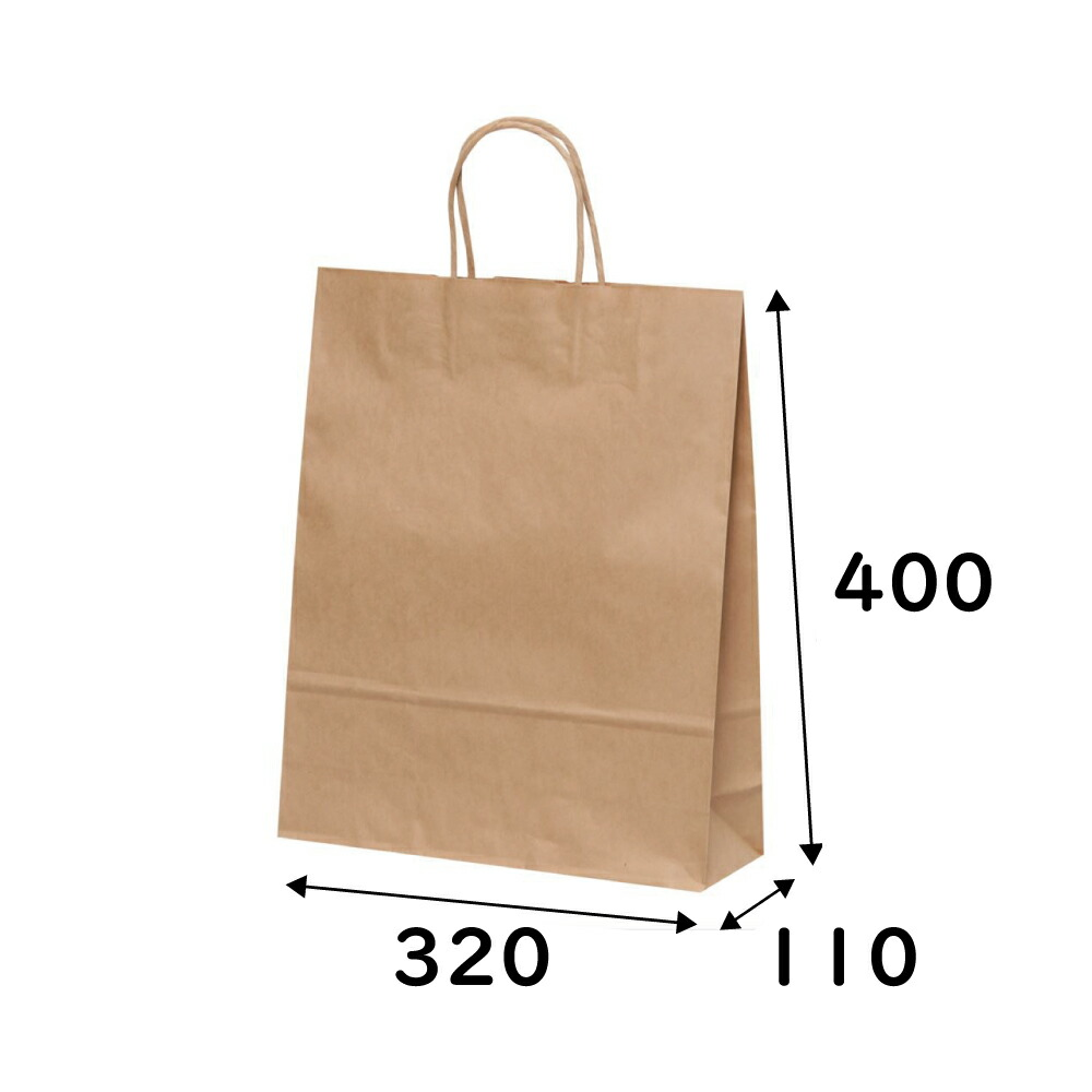 紙袋 HZ(2才) 未晒無地