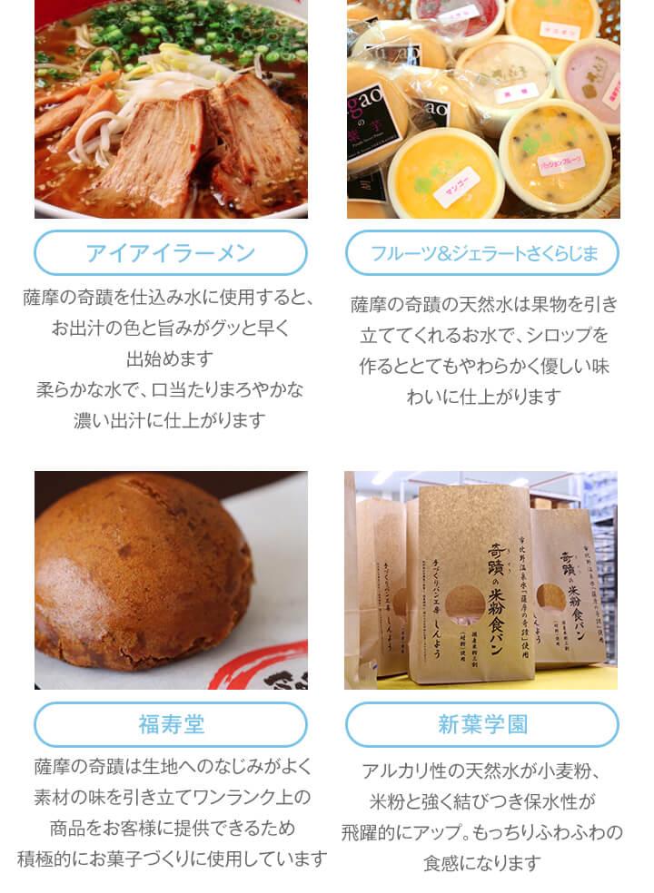 アイアイラーメン フルーツ&ジェラートさくらじま 福寿堂 新葉学園