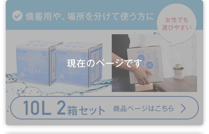 10L 2箱 セット