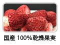 国産100%乾燥果物