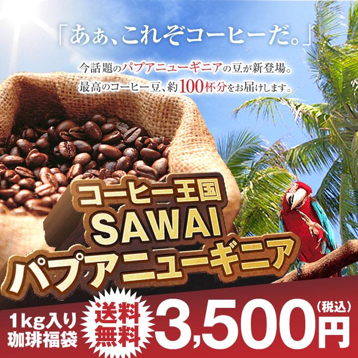 SAWAIパプアニューギニア