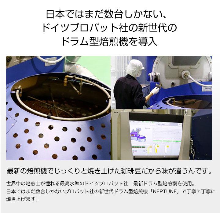 新世代のドラム型焙煎機