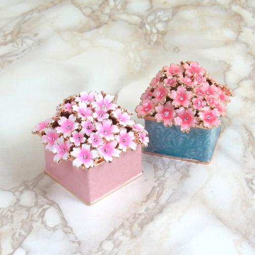 Sbn21 Cherry Blossom Jewelry Box Jewelry Box 10p28oct13