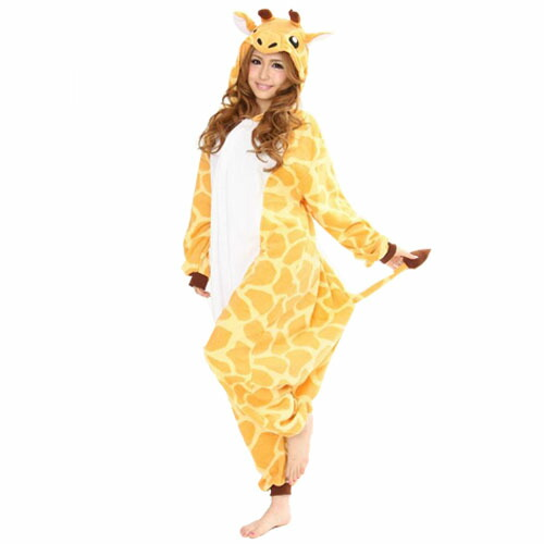 giraffe plush big stuffed adult fleece fabric