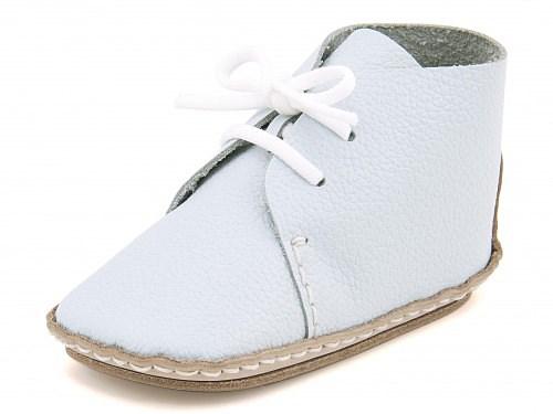 女の子男の子キッズベビー子供靴手作りファーストシューズキットスニーカー本革ラコraco858サックス