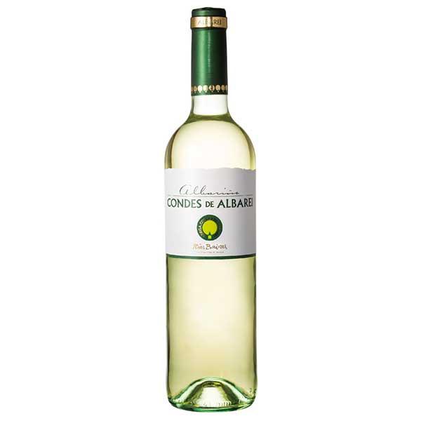 アデガコンデスデアルバレイアルバリーニョコンデスデアルバレイ750ml[スペイン/D.O.リアス・バイシャス/白ワイン/SW001]