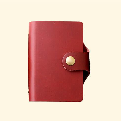 手帳型 カードケース