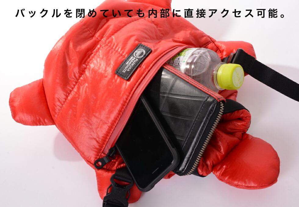タートルショルダーバッグ AIR MODEL AIR MODELSEAL(シール)