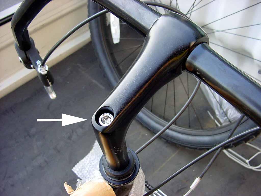 方 自転車 ハンドル 上げ