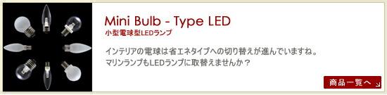 マリンランプ専用LED電球