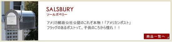 SALSBURY【ソールズベリー】(アメリカンポスト)