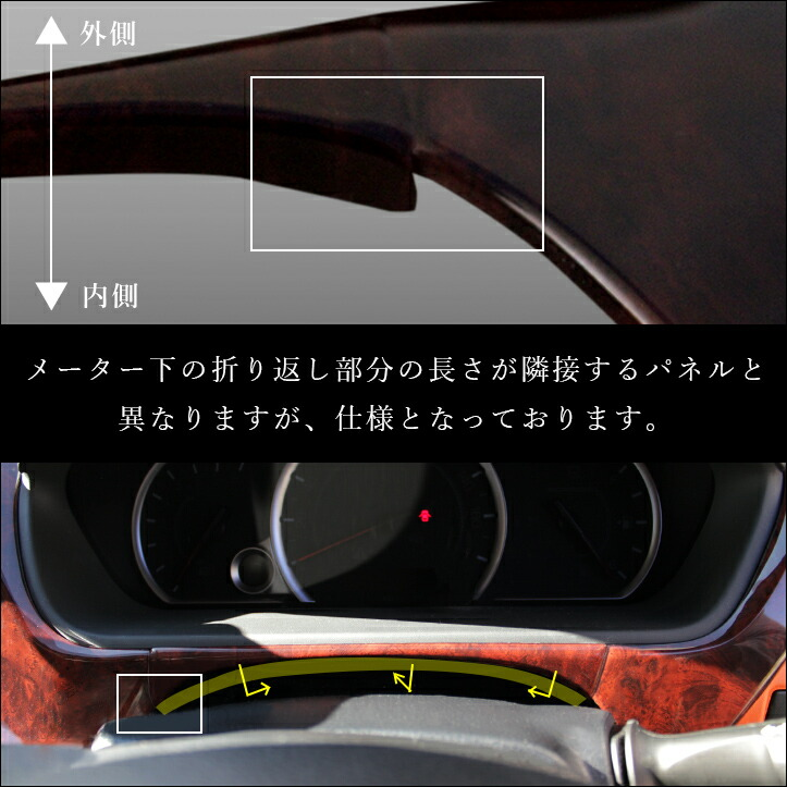 【楽天市場】ヴォクシー80系 ノア80系 エスクァイア インテリアパネルAセット 前期 後期 全4色 セカンド