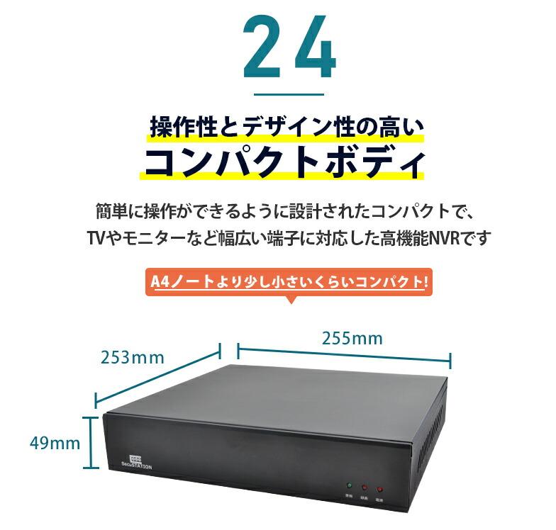 24 操作性とデザイン性の高いコンパクトボディ